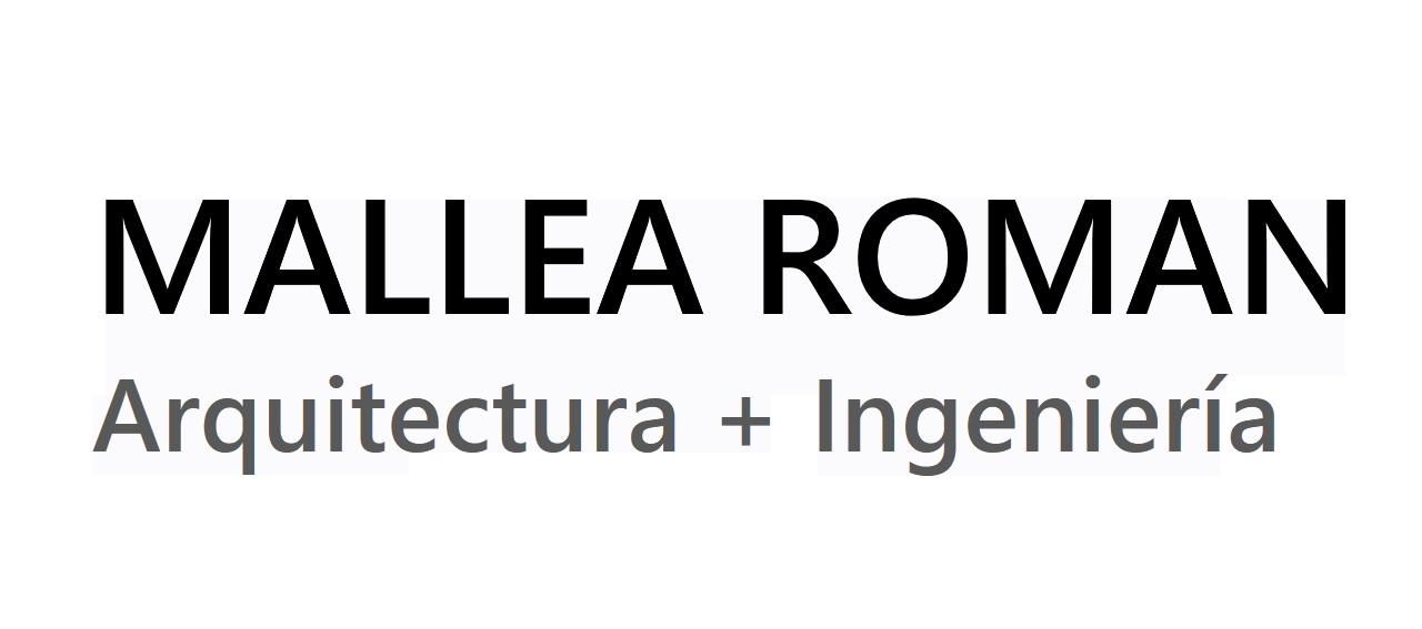 Mallea Roman Arquitectura + Ingenieria